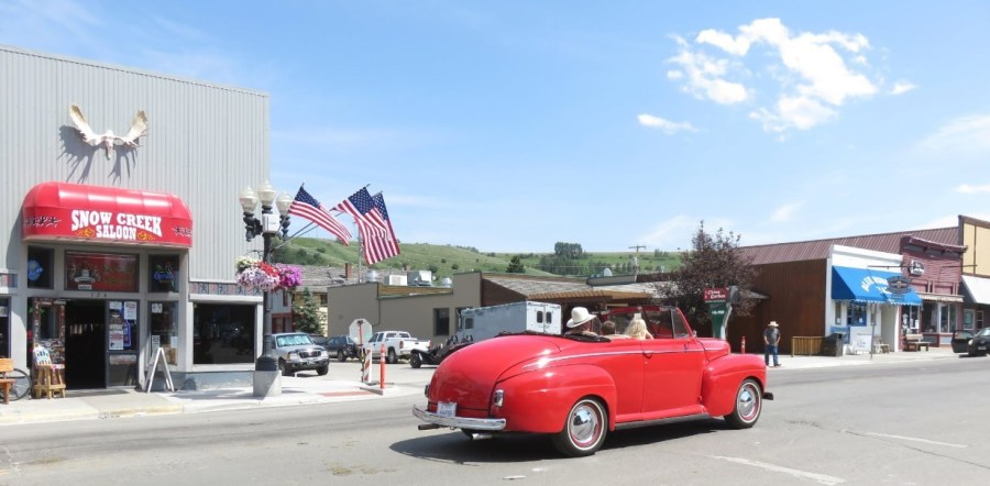 Red Lodge - Montana