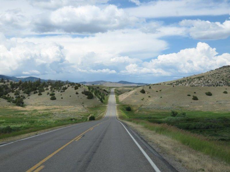 Route du Montana - USA