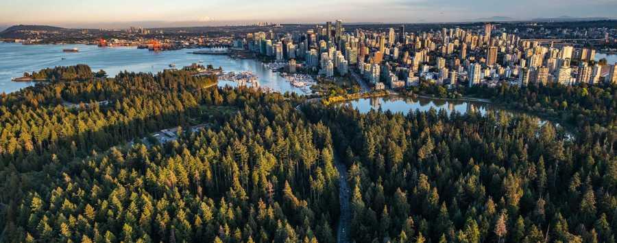 Stanley Park - Vancouver (Canada)