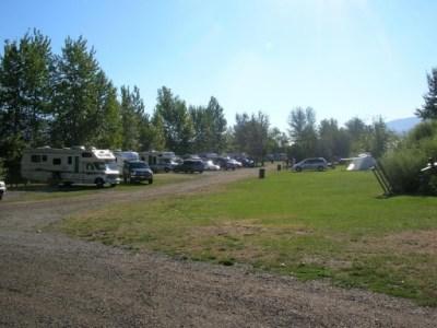 Silver Sage RV Park - Kamloops (Canada)