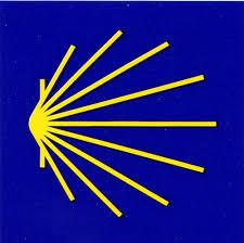 Emblème de la coquille St Jacques