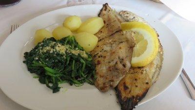 Aveiro - Au restaurant