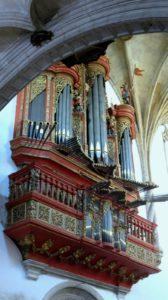 Orgues église Santa Cruz de Coïmbra