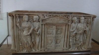 Sarcophage romain