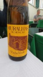 Vin blanc local