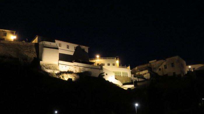 Mertola illuminé by night !