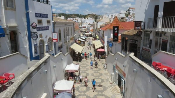 Albufeira - La vieille ville