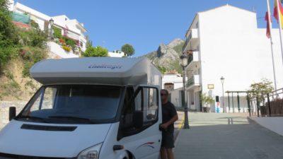 Istan - Notre camping-car