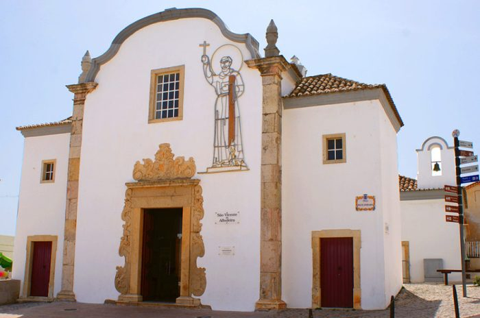 Abufeira - Igreja Sao Sebastiao