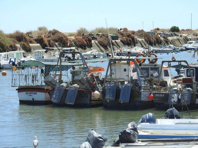 Port de pêche de Fuseta