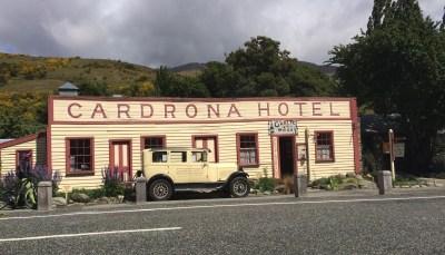 Cardrona Hôtel - NZ