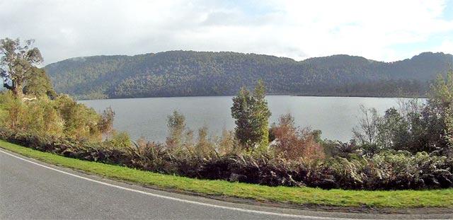 Le lac Moeraki - NZ