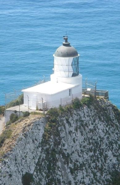 Le phare de Nugget Point - Catlins (NZ)