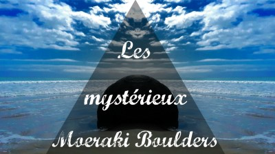 Moeraki Boulders - NZ