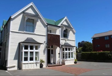 The Grange Boutique B&B and Motel - Christchurch (NZ)