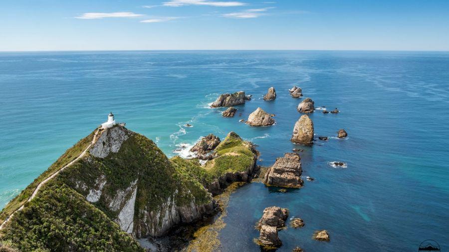 Nugget Point - Nlle Zélande