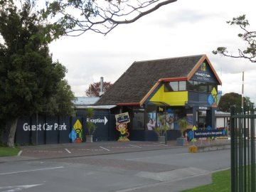 Kennedy Park Resort - Napier (NZ)