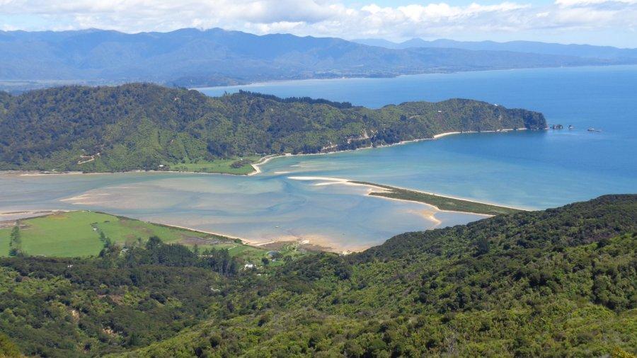 Abel Tasman NP (Nlle Zélande)