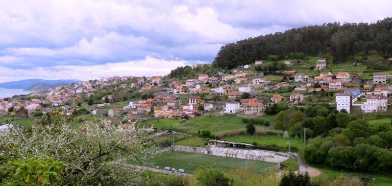 Village entre Sanxenxo et Soajo