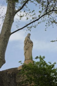 St Sébastien - Le Christ de la Mota