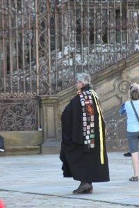 St Jacques de Compostelle - La cape