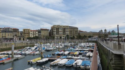 St Sébastien - Le port de plaisance