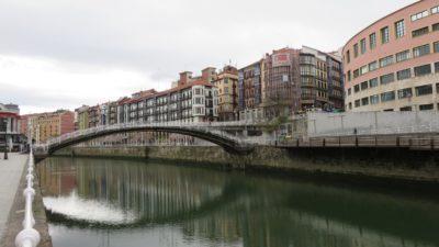 Bilbao - le fleuve Nervion