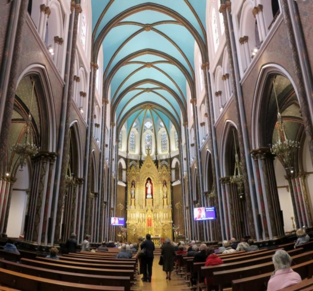 Cathédrale Santa Maria - Bilbao
