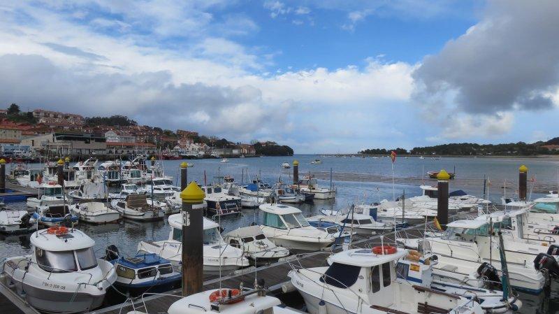 San Vicente de la Barquera - Le port