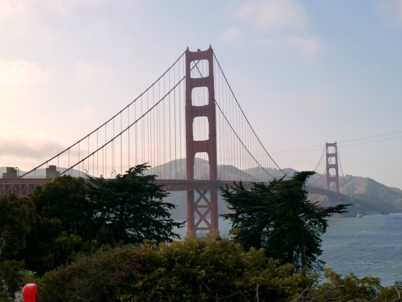 Le Golden Bridge-San Francisco (USA)