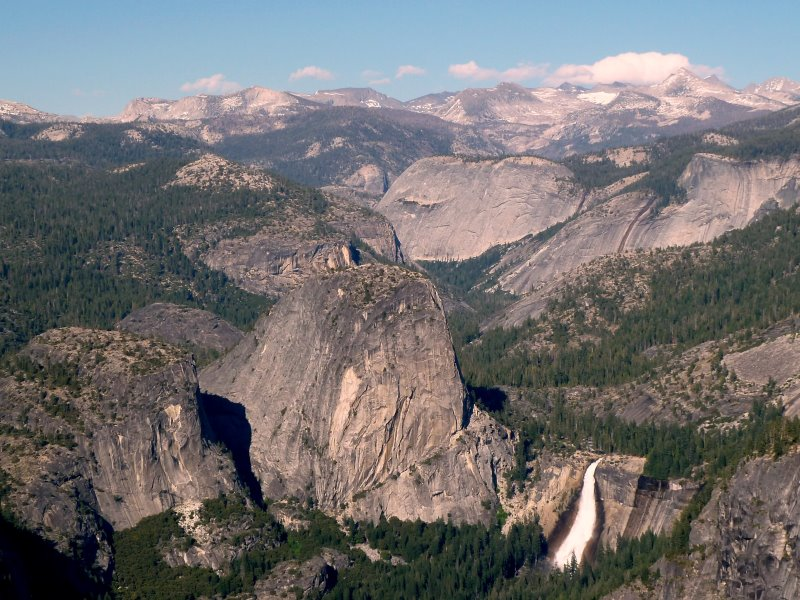Le parc National de Yosemite (USA)