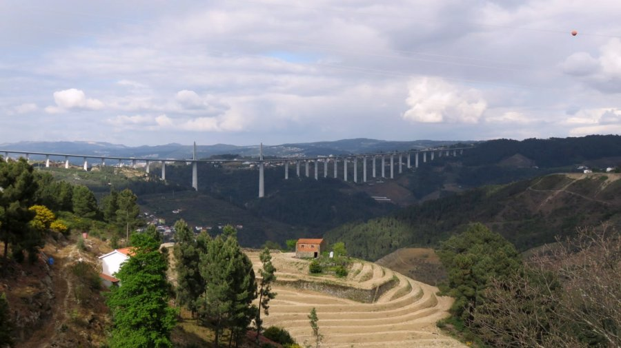 Viaduc Do Corgo - Vila Real