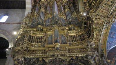 Braga - Les orgues