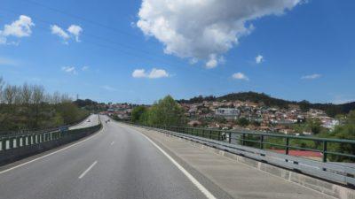 Entre Braga et Porto