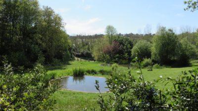Dans le parc biologique de Gaia