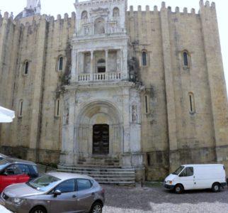 Coïmbra - La vieille cathédrale