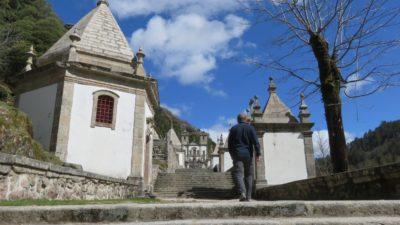 Le sanctuaire de Notre Dame de Peneda