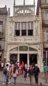Porto - La librairie Lello e Irmao