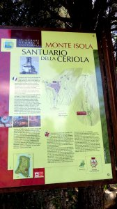 Le sanctuaire Della Ceriola de Monte Isola