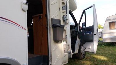Au camping Zablace à Baska (Croatie)