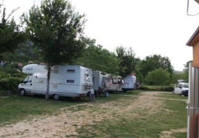 Au Camping Skradınske delicıje - Croatie