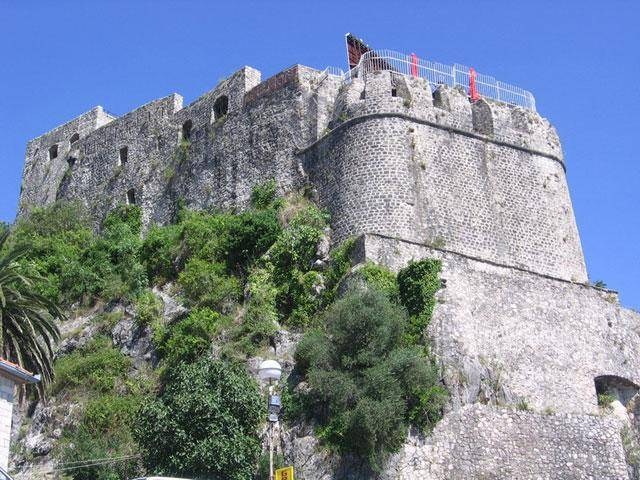 Château Forte Mare - Herceg Novi (Monténégro)