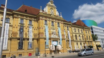 Le musée des arts et métiers de Zagreb