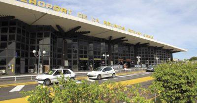 L'aéroport Roland Garros de St Denis (Réunion)