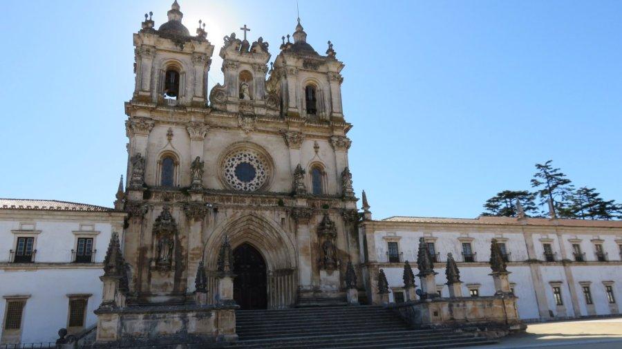Le monastère d'Alcobaça
