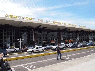 Aéroport Roland Garros -St Denis (Réunion)
