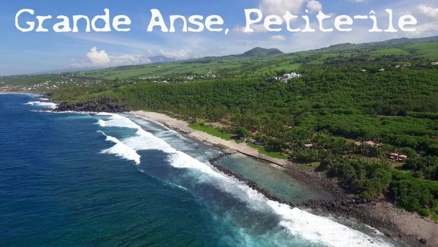 Grande Anse - Petite île (Réunion)
