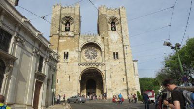 Cathédrale Santa Maria Maior de Lisbonne
