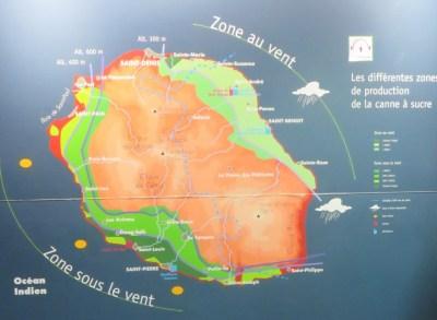 La canne à sucre à La Réunion