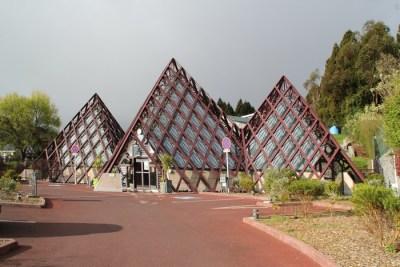 La cité du Volcan - île de la Réunion